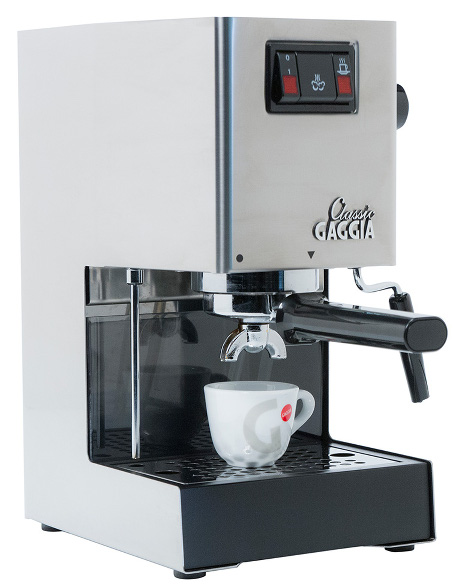 2017 Gaggia Classic Revised Step by Step