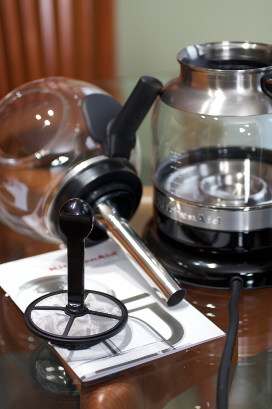 Kitchen Aid Vacuum Brewer