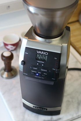 Vario Grinder from Baratza - selling faster than they can make them