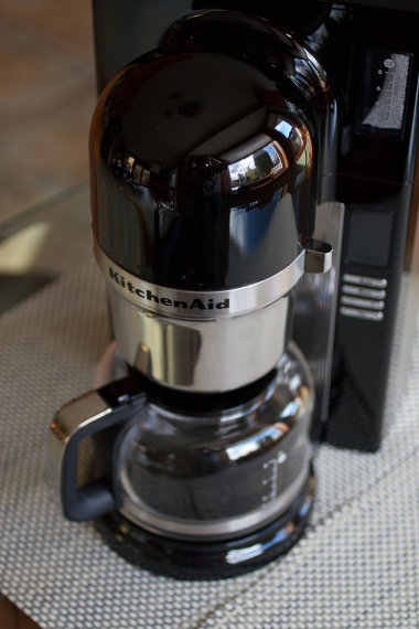 KitchenAid Custom pour over brewer