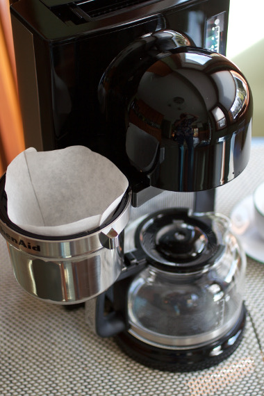 The KitchenAid custom pour over brewer tested in Canada